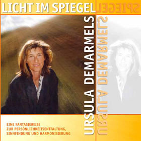 CD-Cover LICHT IM SPIEGEL (Light in the Mirror) -  (c) Ursula Demarmels, Salzburg.